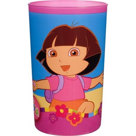 כוס פלסטיק מדגם דורה
