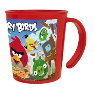 כוס עם ידית אנגרי בירדס