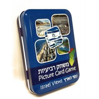משחק רביעיות ארץ ישראל
