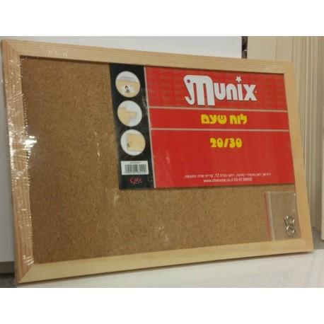 לוח שעם MUNIX