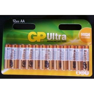 סוללות GP 12 יחידות AA