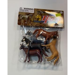 סוסים - משחק ילדים