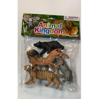 חיות בר - משחק ילדים