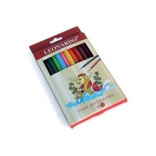 עפרון צבעוני 12 צבעים