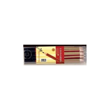 עפרונות שרטוט בדרגות קושי שונות
