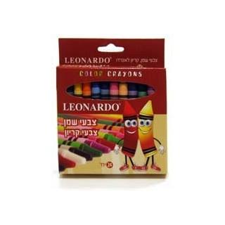 צבעי קריון 24 LEONARDO דקים
